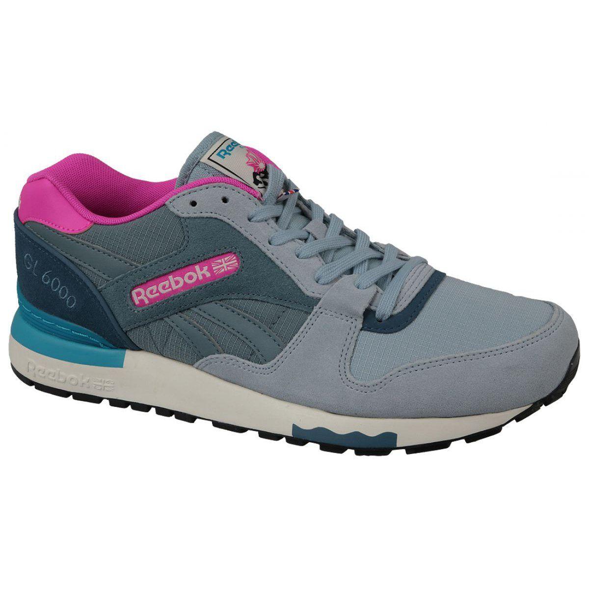 Buty Reebok Gl 6000 Out Color W Bd1579 Szare Sneakers Fashion Reebok Reebok Sneakers