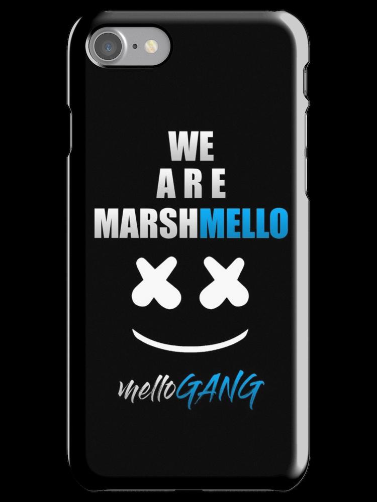 coque iphone 7 plus marshmello
