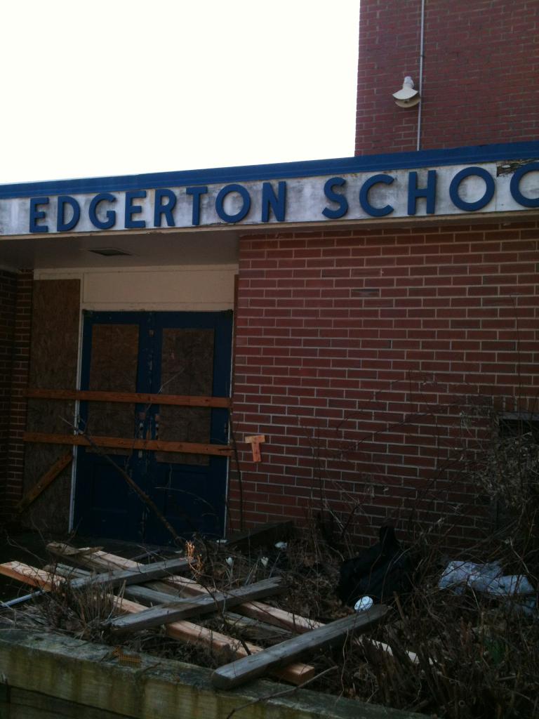 Edgerton :-(