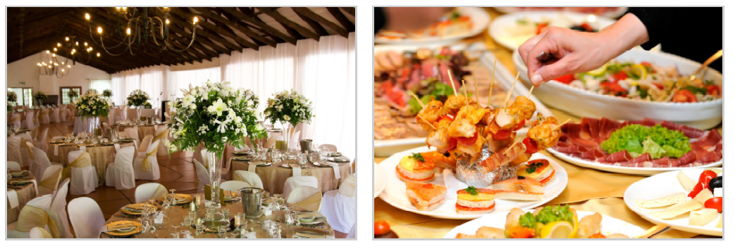 Grab Excellent Wedding Caterers Kent From Us