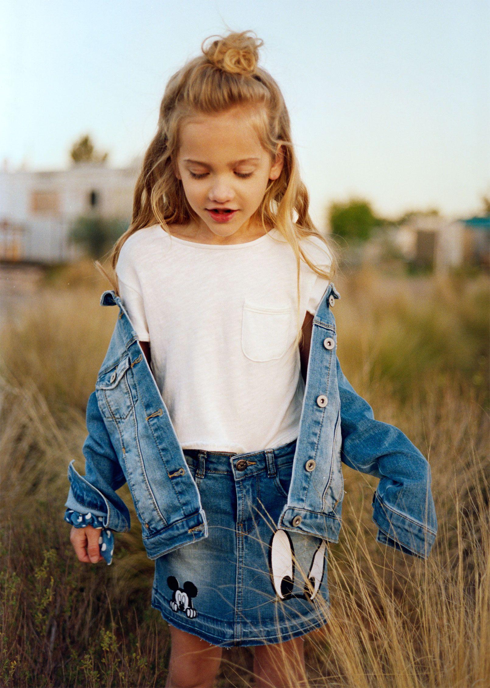 SUMMER CAMP GIRL KIDS EDITORIALS ZARA United States