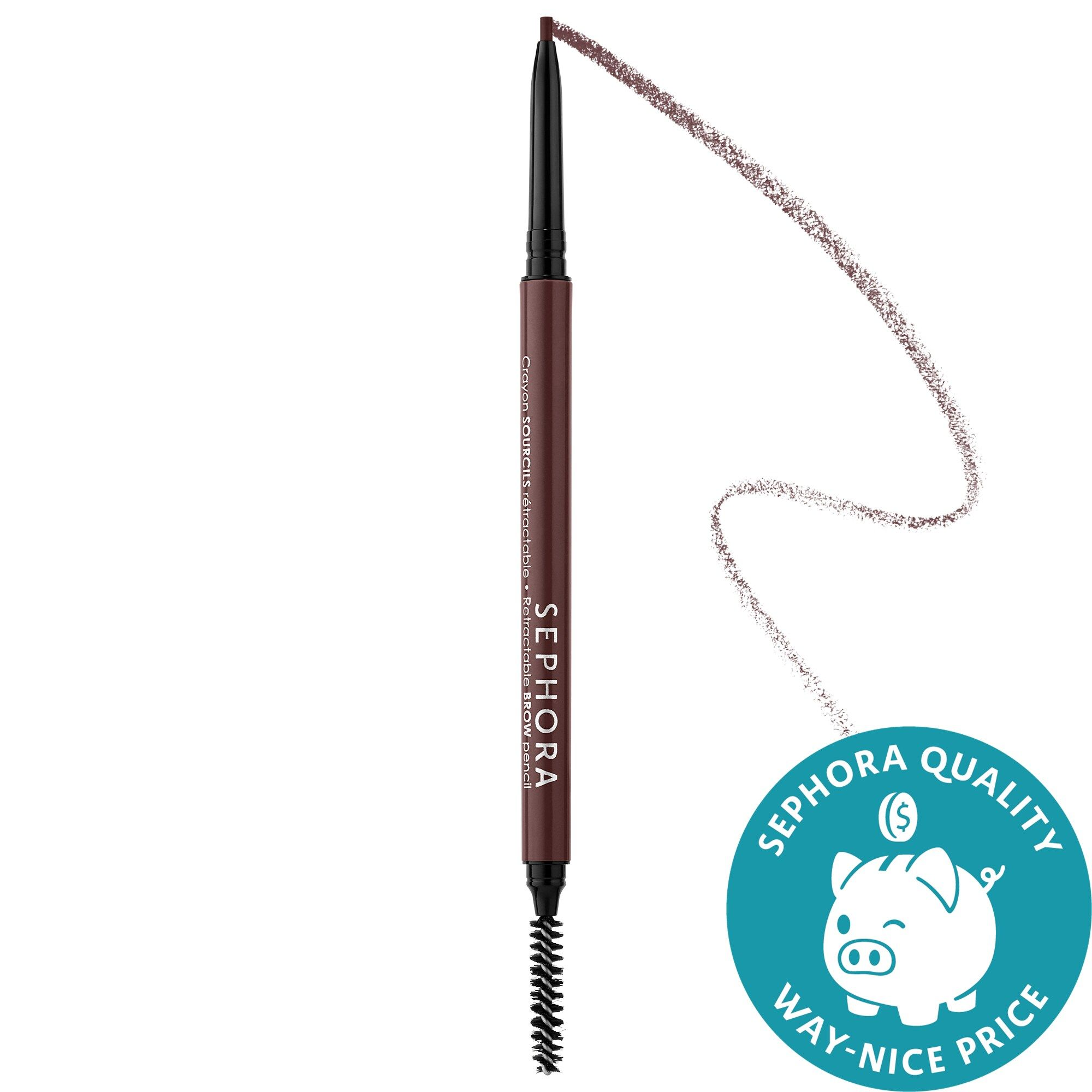 Retractable Brow Pencil Waterproof SEPHORA COLLECTION