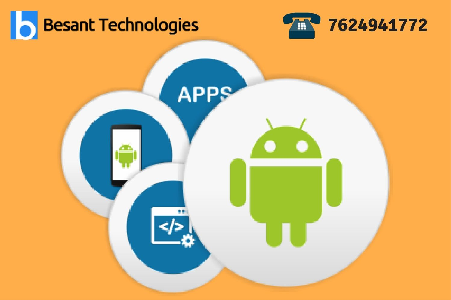 Android Training in Bangalore App development