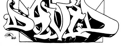 David In Graffiti Graffiti Names Graffiti I Graffiti My Name