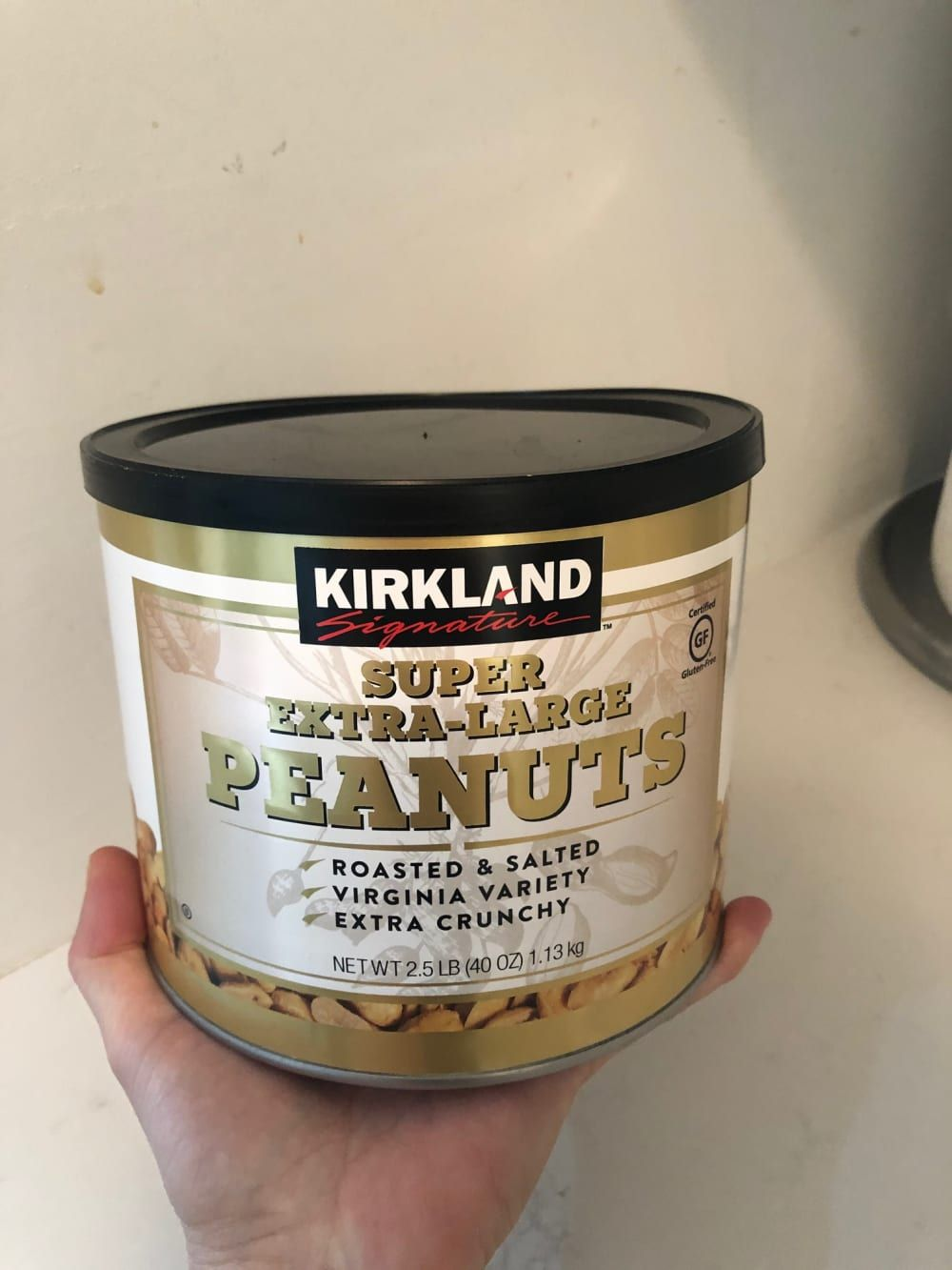 Costco S Kirkland Signature Virginia Style Peanuts Are A Must Try