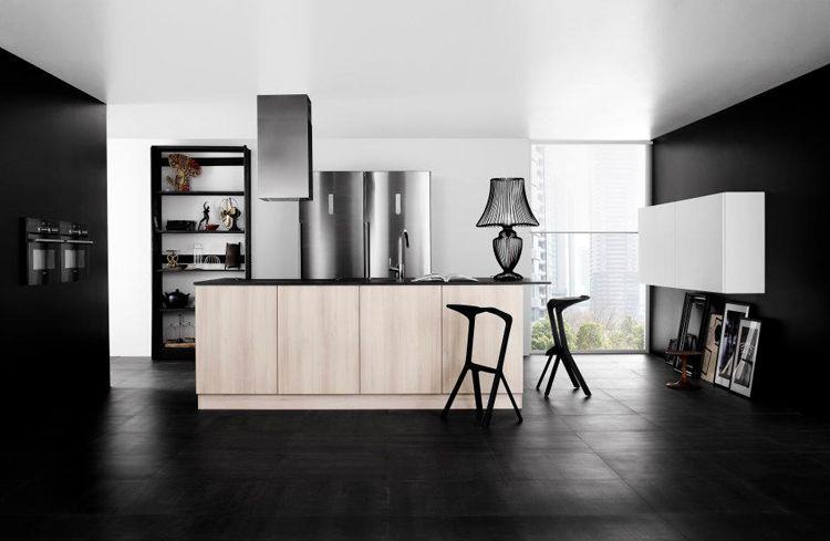 Minimalistic kitchens by kvik gorgeous homes modern