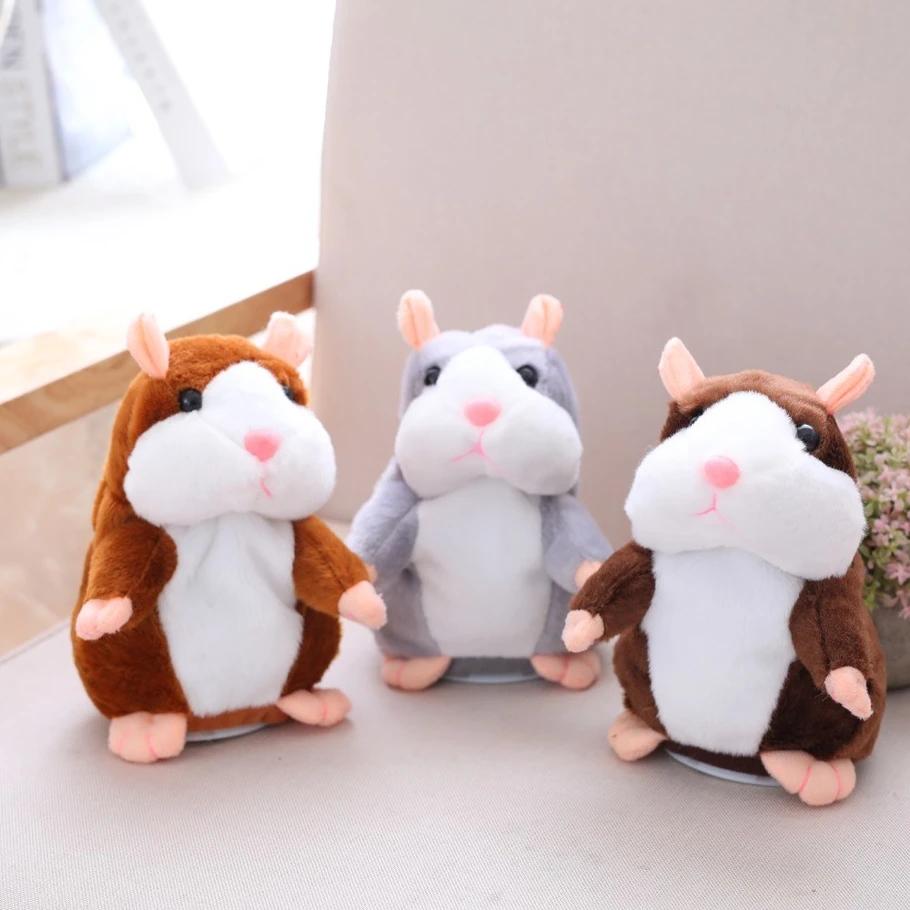 Talking Hamster Talking Hamster Hamster Toys Funny Toys