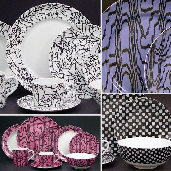 Dining Room Projects By Kelly Wearstler: Kelly Wearstler For Pickard