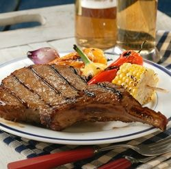 Looking for the perfect pairing of beer and food marinate your looking for the perfect pairing of beer and food marinate your pork chops with a ccuart Image collections