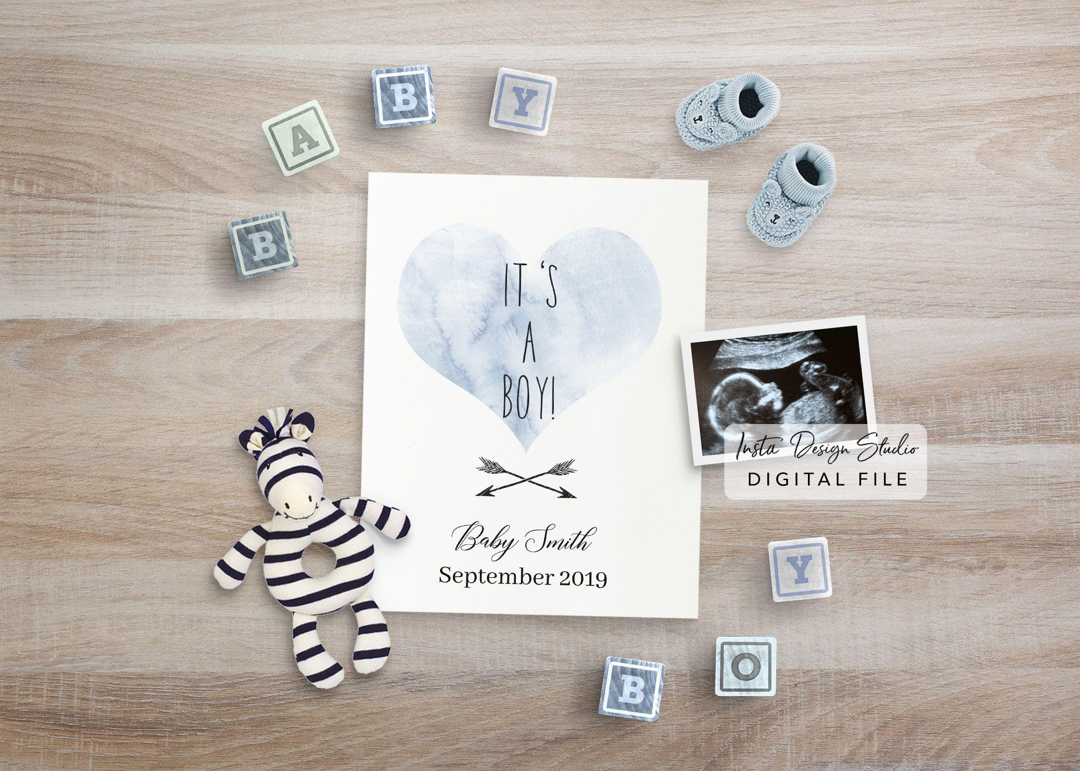 Pin On Digital Social Media Pregnancy Announcements