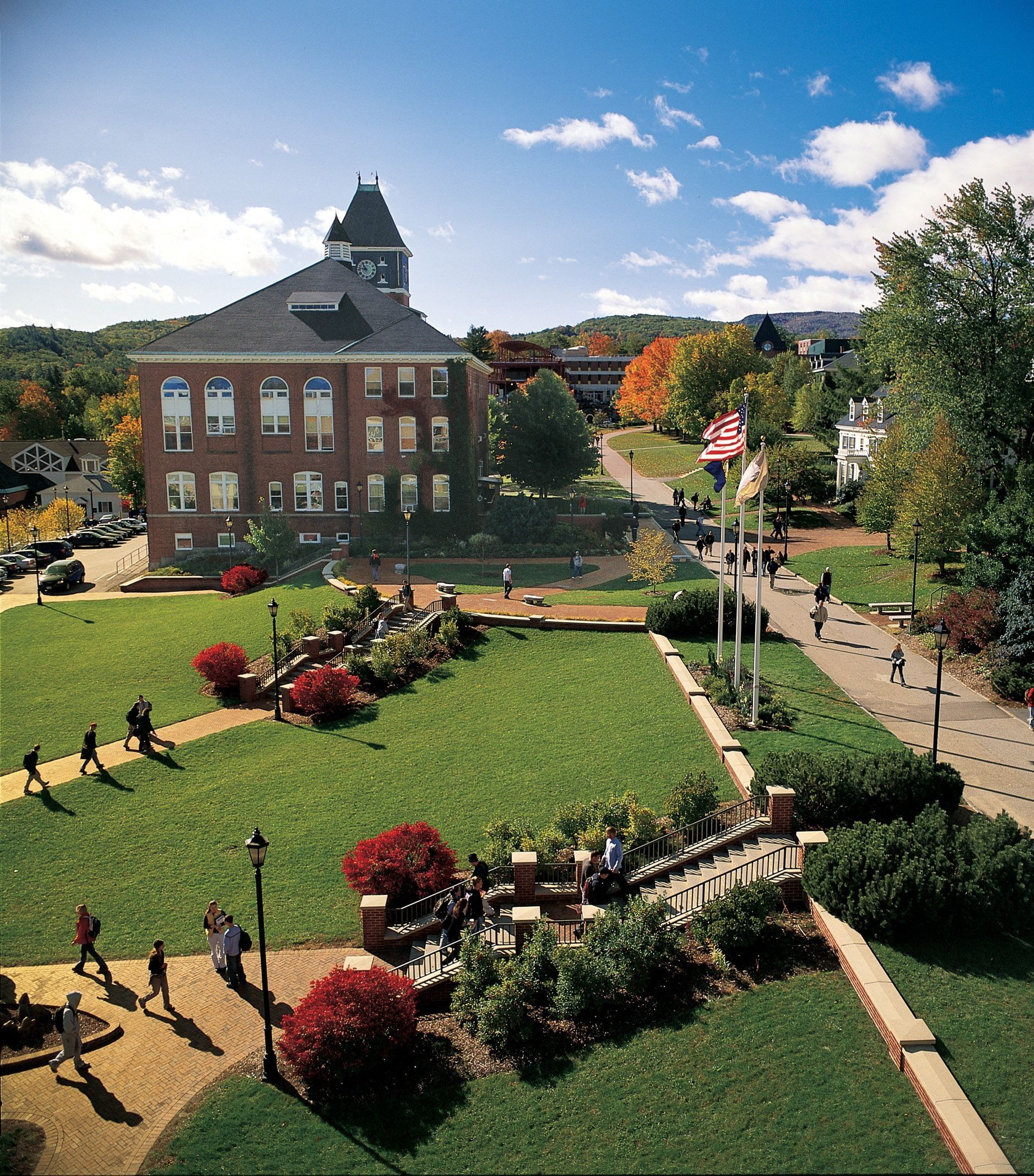 Apartments In Maine New Hampshire: Plymouth State University, My Sister's Alma Mater, What A