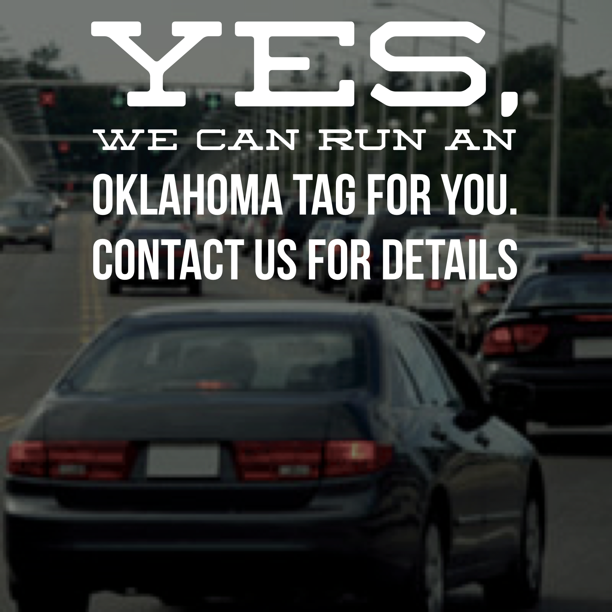 Oklahoma License Plates Private Investigator Investigations How To Get