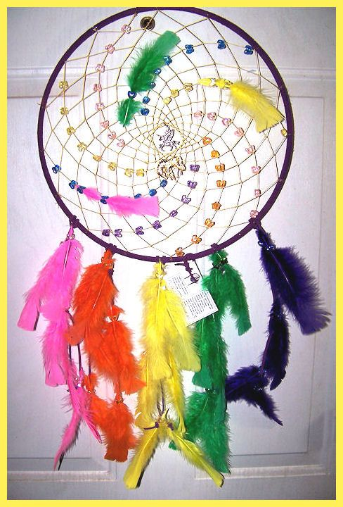Dream Catchers Melbourne Has anyone seen this dream catcher It was lost in the mail on the 28