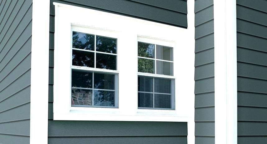 Craftsman Exterior Trim Exterior Window Trim Styles Outdoor Window