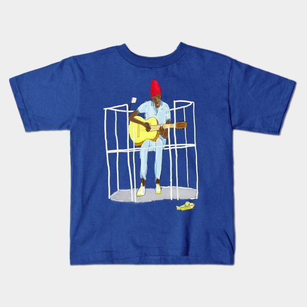 Seu Jorge Young T-Shirt