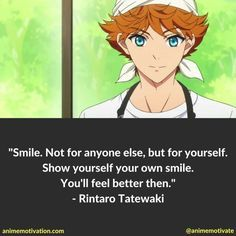 30 Inspirational Anime Quotes To Give You An Extra Boost