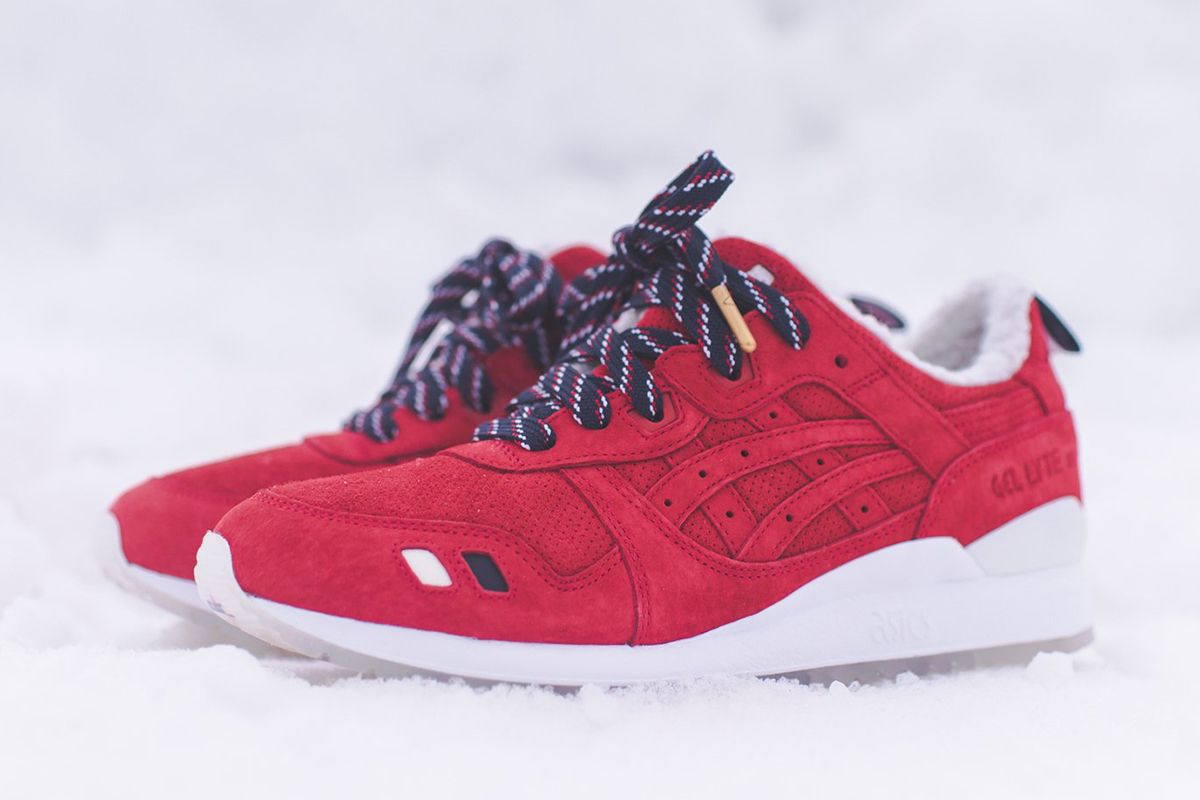 Kith x MONCLER X Asics Gel Lyte III US 10 Just Ronnie Fieg SNEAKERS SHOES  SCARPE - duradrusti.org c7cfef4dbfd