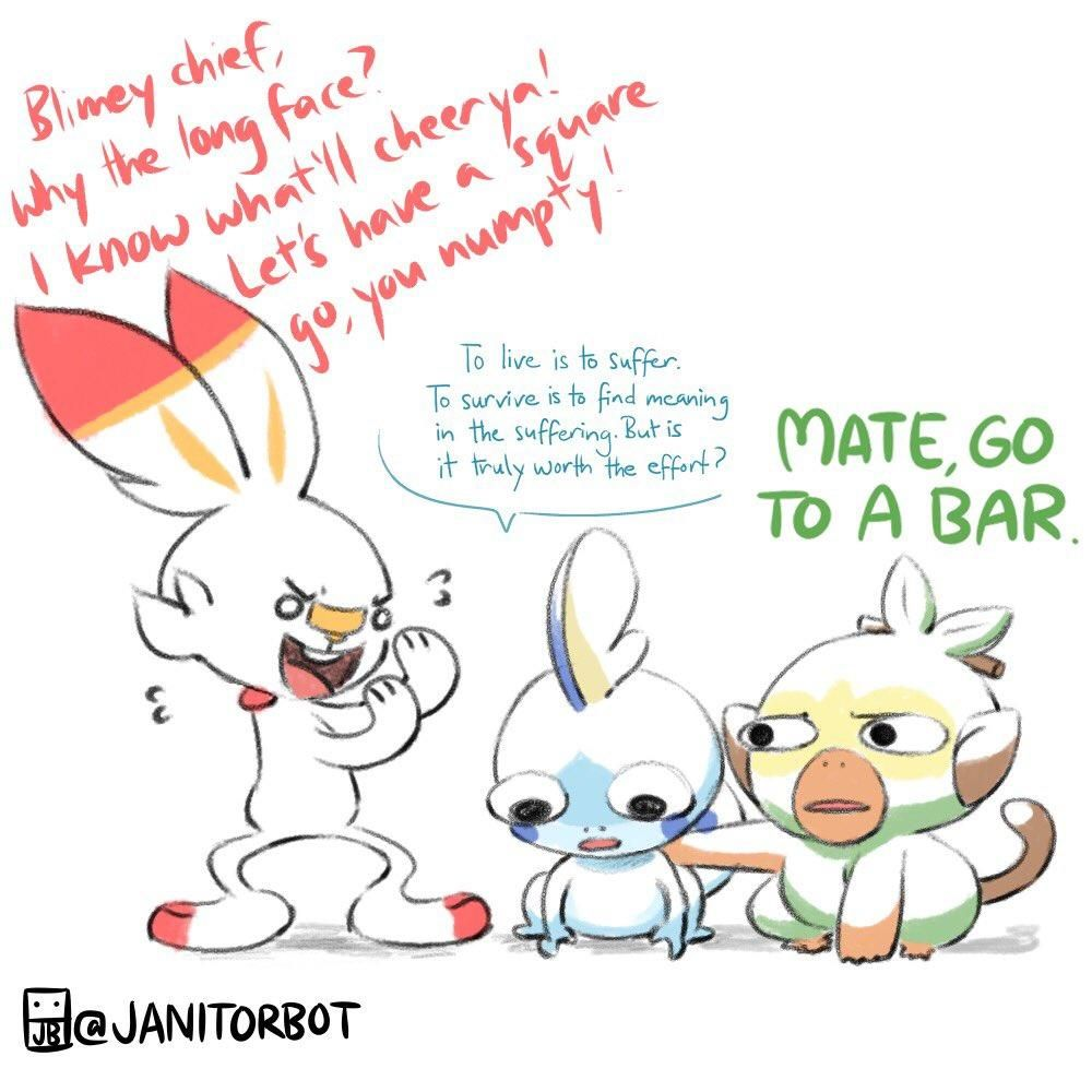Help I M Getting Attached To The Starters Pokemon Pokemon