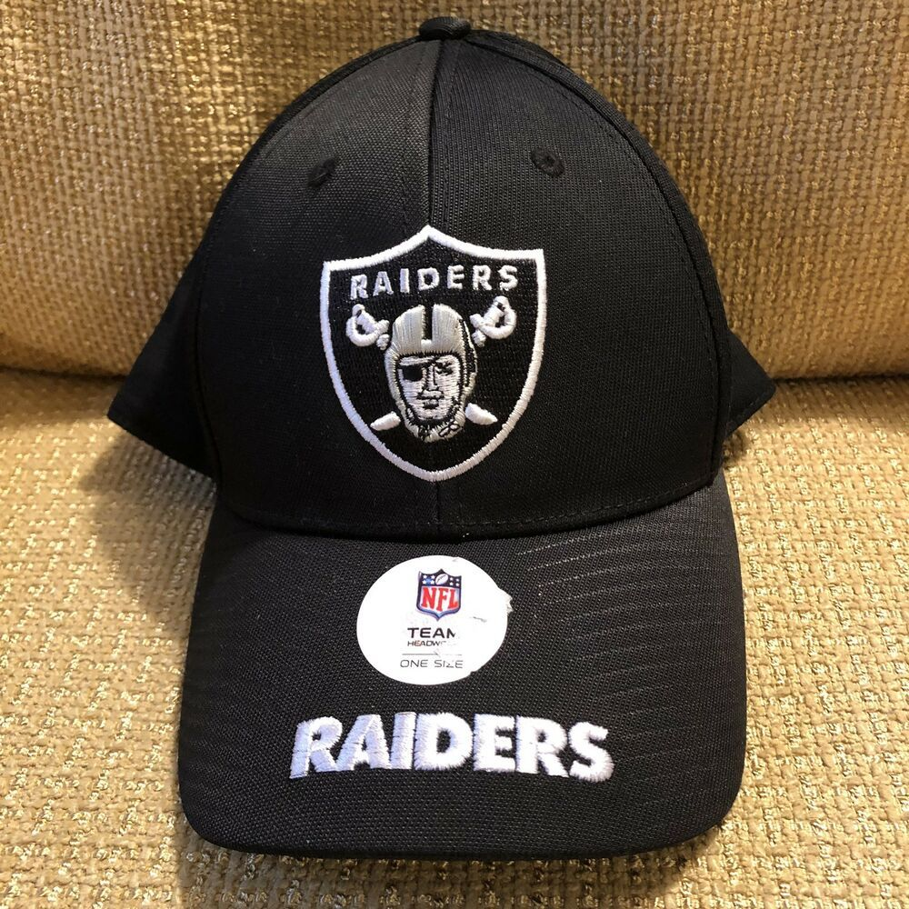 e124da9f Oakland Raiders NFL Cap Hat NWT. Condition is New. Shipped with USPS ...