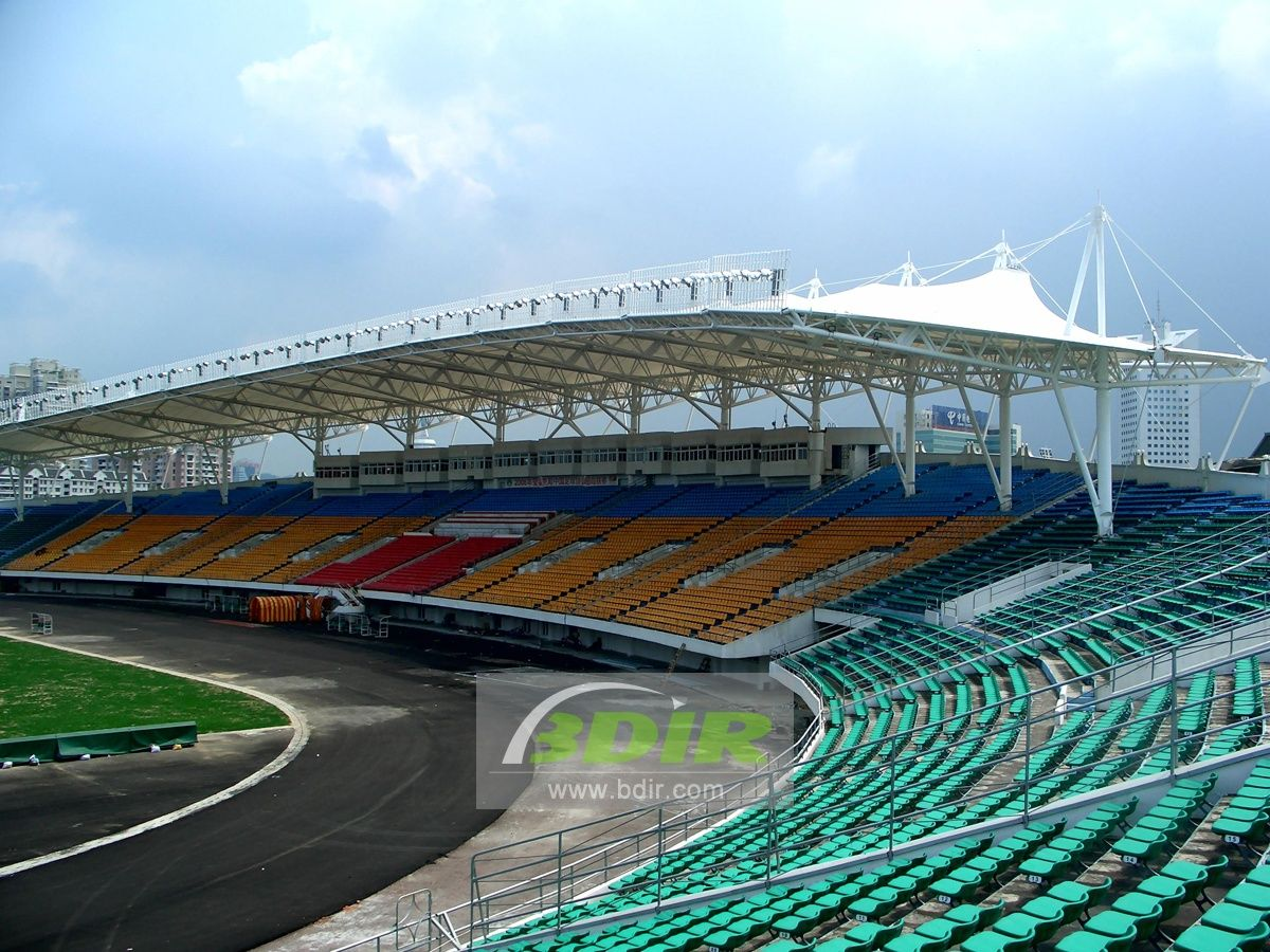 China Customize Tensile Structures For Bleacher Spectator Grandstands Roofs Supplier In 2020 Tensile Structures Structures Roof