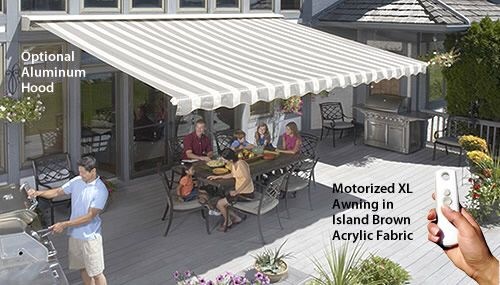 Sunsetter awnings | Outdoor remodel, Outdoor awnings ...
