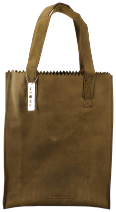 Brown My Paper Bag Shoulderbag http://www.omoda.nl/dames/tassen/schoudertassen/groot/my-paper-bag/bruine-my-paper-bag-schoudertas-long-handle-zipper-52806.html