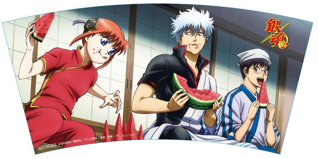 Gintama enters its final arc. థ౪థ Gintama 銀魂 gt_pr Anime
