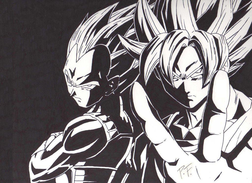 Image result for dragon ball z stencil