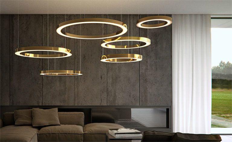 Lampadari moderni di design illuminazione lampadari moderni