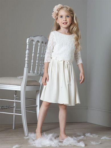 les tenues des enfants d honneur mode pinterest robes dresses and mariage. Black Bedroom Furniture Sets. Home Design Ideas