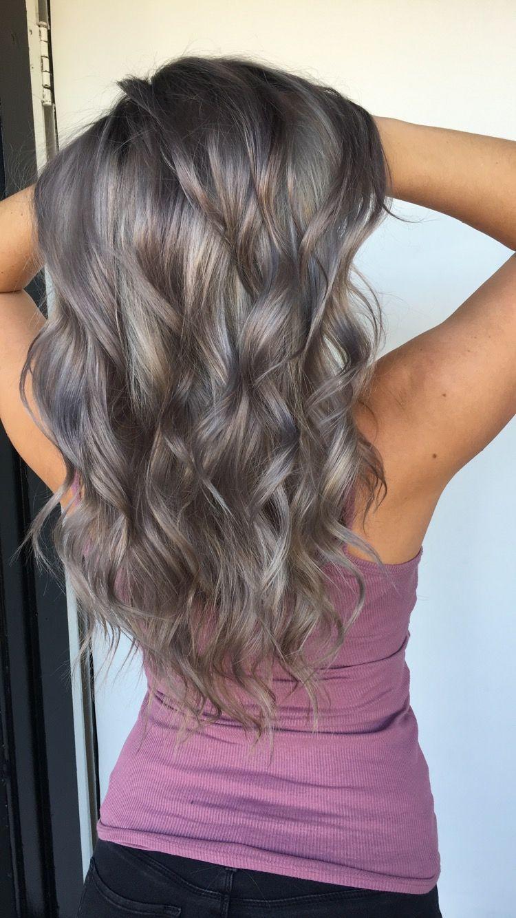 Silver ashy hair grey   Hair, Ashy hair, Hair styles