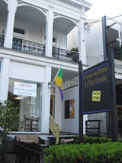 Vegan Friendly New Orleans Coffee Shop Krewe Du Brew 1610 St