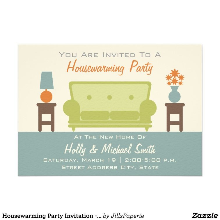 Housewarming Party Invitation    Exceptional Housewarming