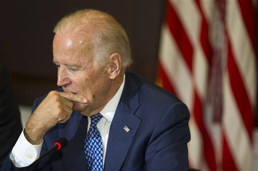'Proud' Biden says Dem candidates did well in first debate