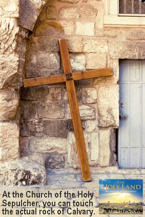 """""""The Holy Land: An Armchair Pilgrimage"""" by @Fr. Mitch ..."""