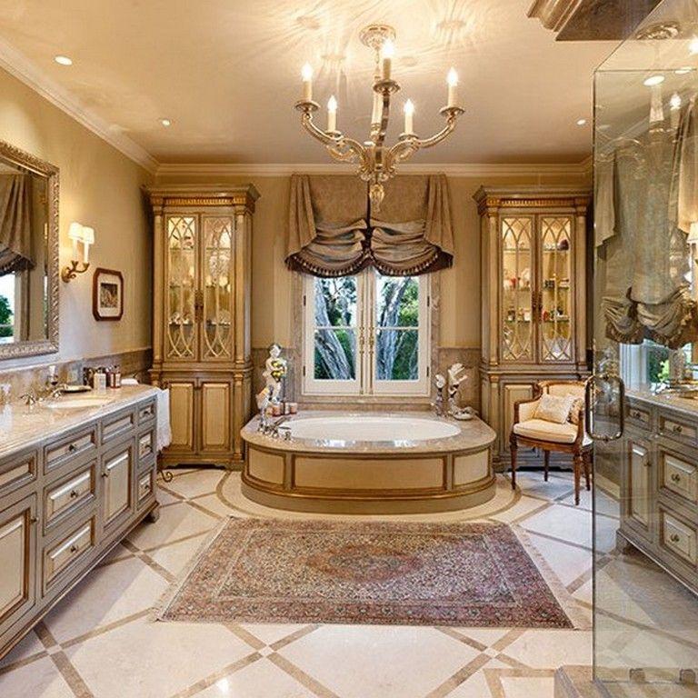22 Elegant Marble Bathroom Designs Luxury Master Bathrooms Romantic Bathrooms Elegant Bathroom