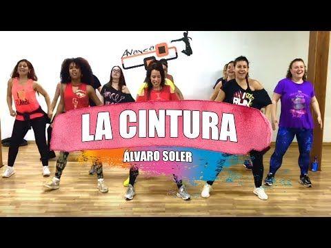 prezzo più basso con New York aspetto dettagliato LA CINTURA - Álvaro Soler / ZUMBA con ALBA DURAN - YouTube ...