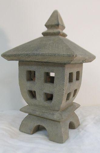 Small Japanese Stone Lantern Japanese Stone Lanterns 400 x 300