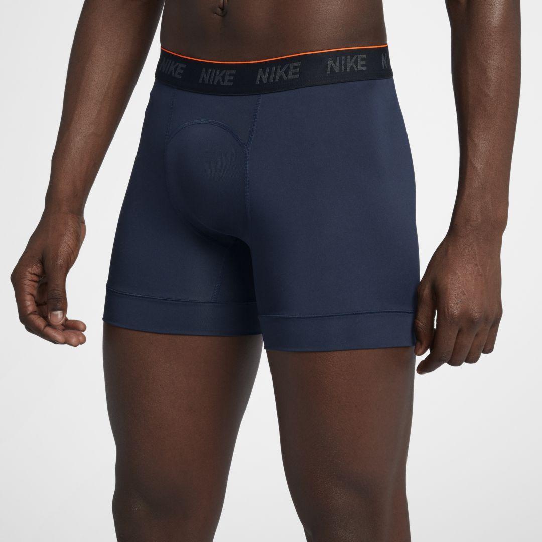 new product 675af ec5c8 Nike Men s Underwear (2 Pairs) Size L (Obsidian)