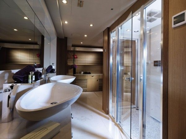 Luxury Yacht Interior Design Yacht Interior Design Beautiful Bathroom Designs Interior Design Bathroom Small