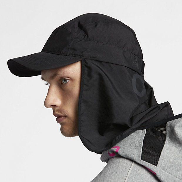 5e135dd0 NikeLab ACG 3-in-1 Cap | Soft Goods in 2019 | Hats, Mens fashion und ...