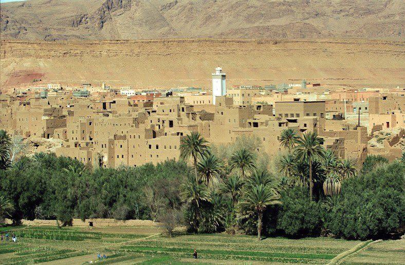Tinghir, Marrocos