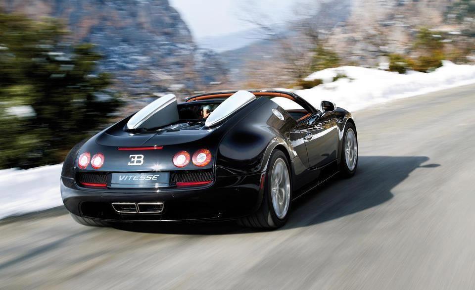 2013 Bugatti Veyron 16.4 Grand Sport Vitesse Estimated