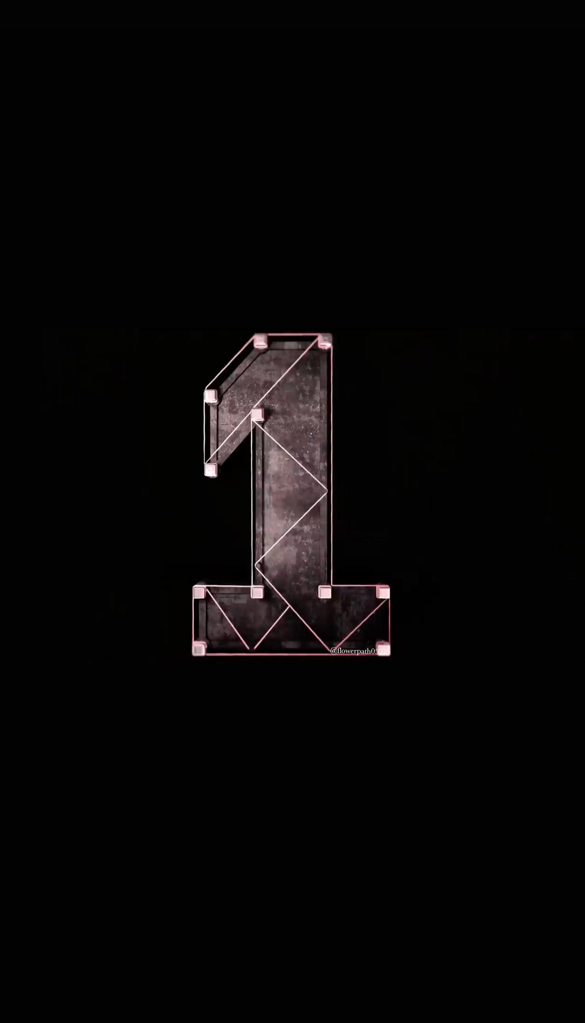 Wanna One 1 X 1 Undivided Logo Wallpaper Wallpaper Ponsel Gambar Kartu