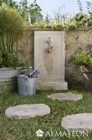 Une Superbe Fontaine Dans Votre Jardin Fontaine Avalon Avec