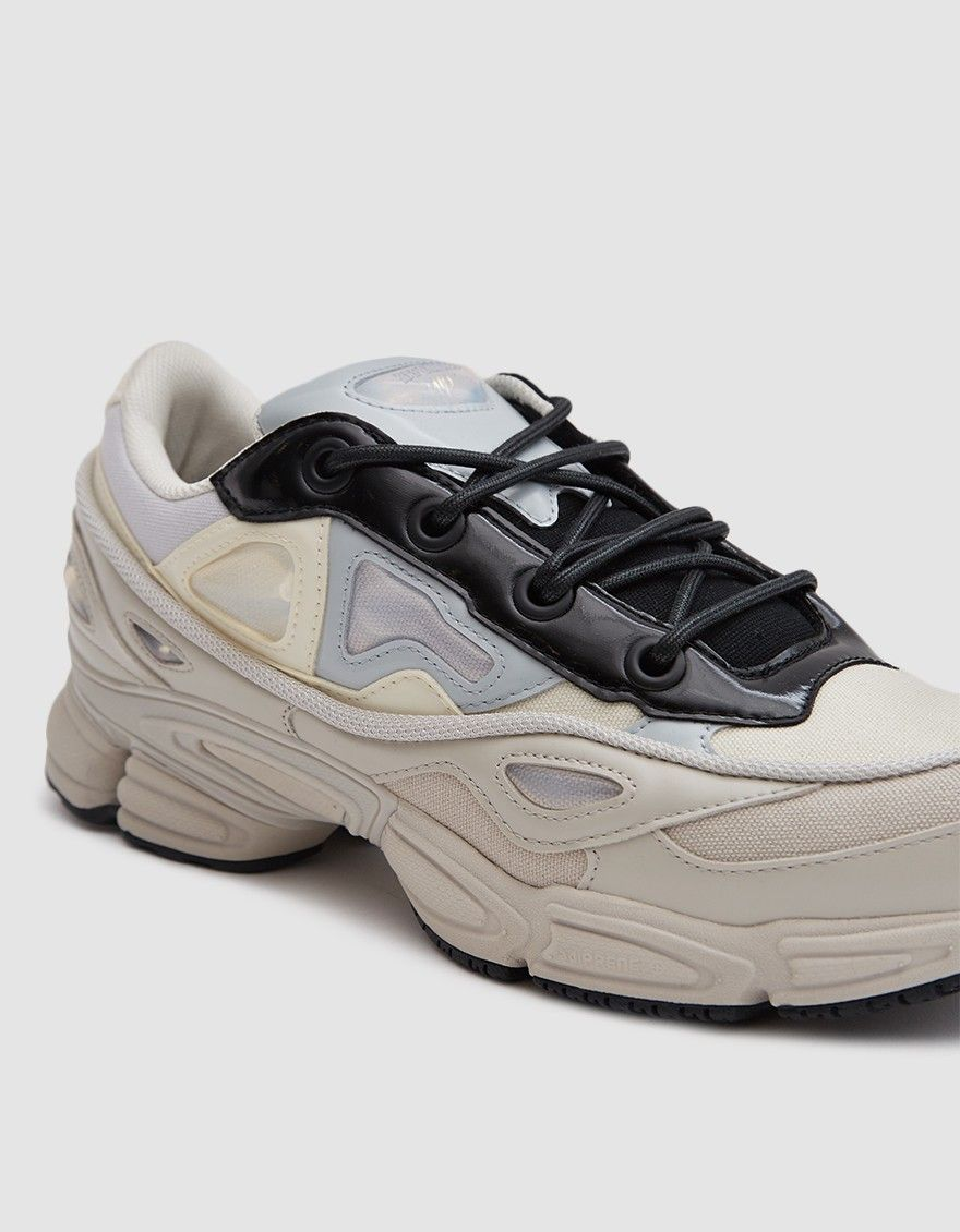 2a94d27fefc1 Ultra modern runner from Adidas in collaboration with Raf Simons in White