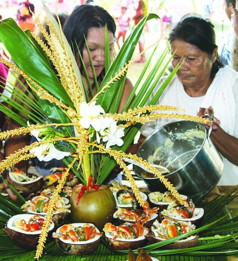 It's Chamorro Month; get out and have fun! The 6th annual Malesso Gupot Chamorro/Crab Festival will be held March 28-30 at the Merizo Pier Park. Pacific Daily News file photo