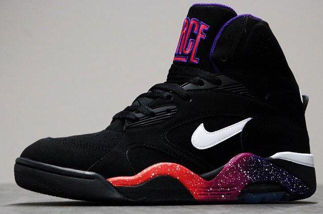 Nike New Air Force 180 Mid (Phoenix Sun