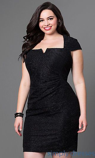 Plus Size Formal Prom Dresses, Evening Gowns | plus size dresses ...