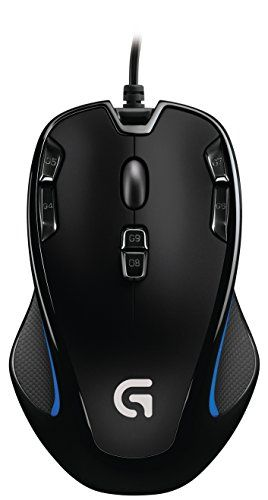 255a177eeec Logitech G300S Optical Gaming Mouse Logitech. For the PC Gamer. Experience  the best gaming mouse ever with optical tracking technology.